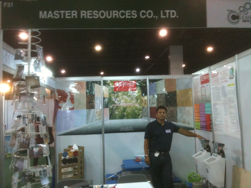 Cleaning Expo 2011